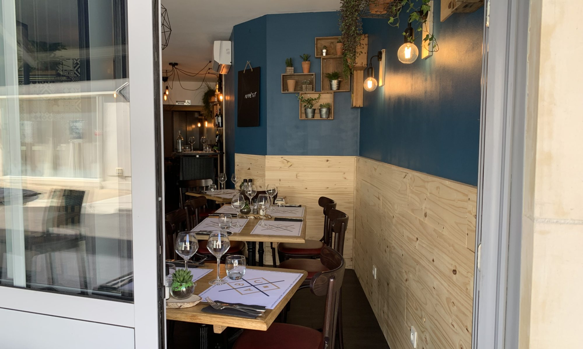 Restaurant Niort L'autre bistrot de caractère ABC 6