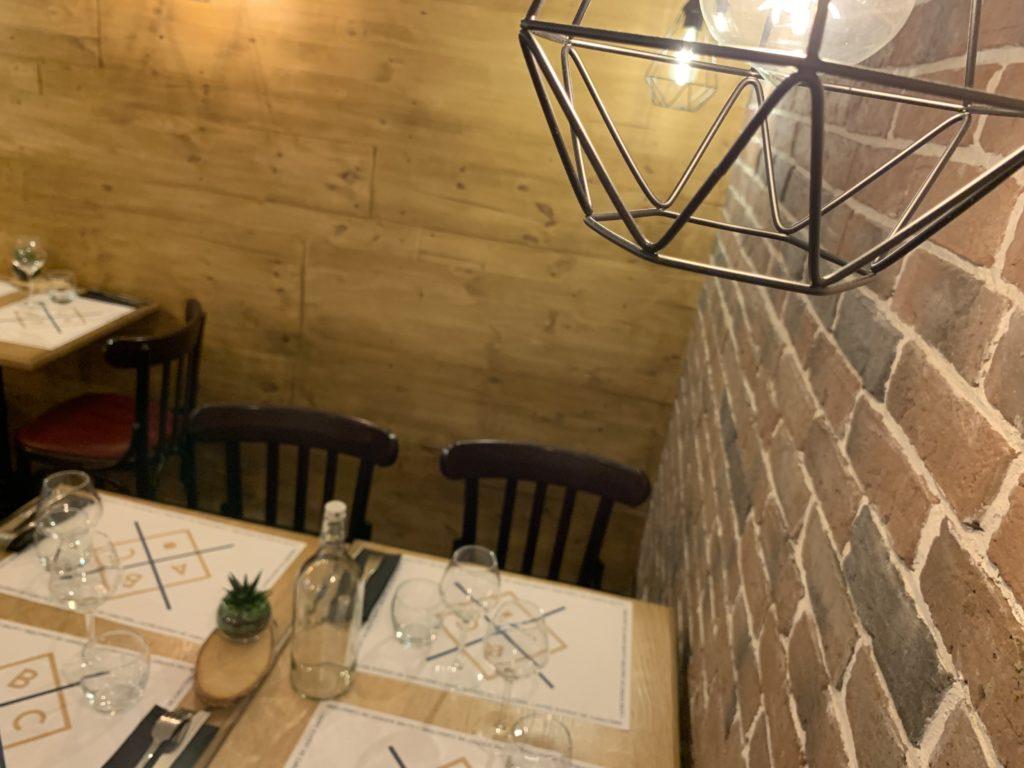 Restaurant Niort L'autre bistrot de caractère ABC 3